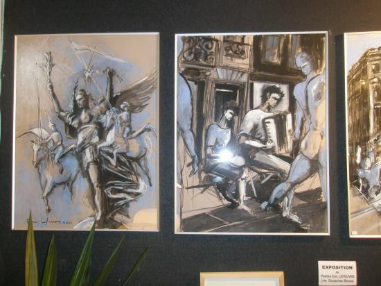 Cavaliers en Liberté et Musiciens rue Sainte-Catherine