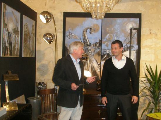 Jean-Yves et Fabien Tallec