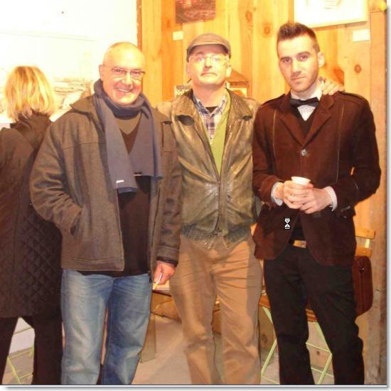 Francis Viguera, Eric Lefeuvre, Julien Diez