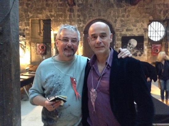 Eric et Hervé poissonneux