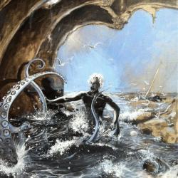 Gilliatt et la pieuvre