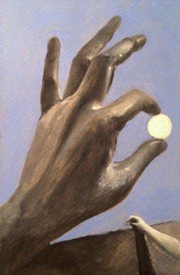 Mains bleues 2