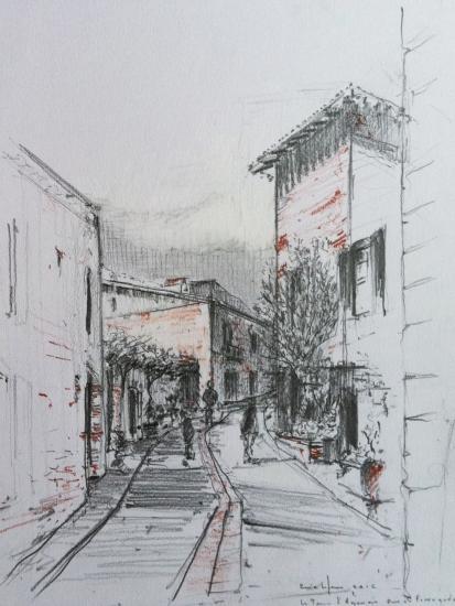 Rue de Peyragude/ Penne d'Agenais
