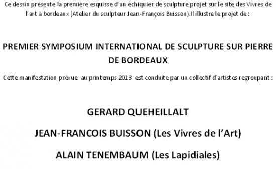 symposium international de sculpture